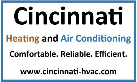 Cincinnati Heating and Air Conditioning